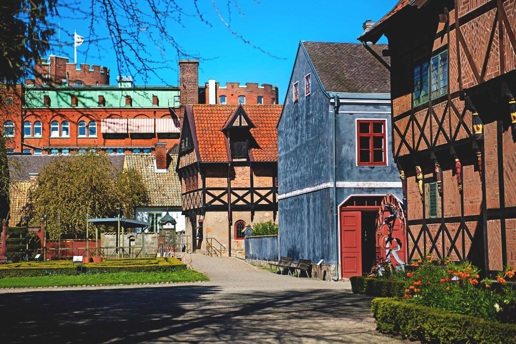 historic buildings Sweden