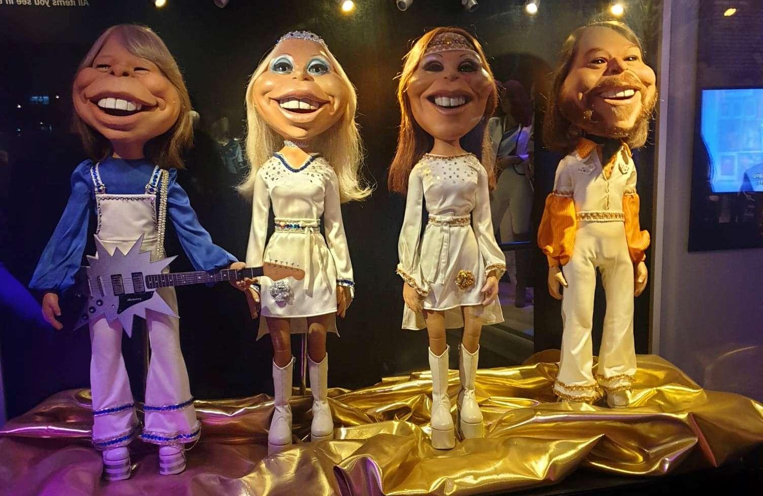 Muzejs Zviedrijā, Stokholma, ABBA,