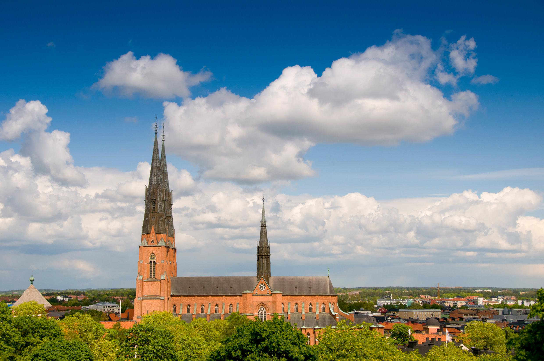 Katedrāle, Uppsala, Zviedrija, Stokholma, Apskates objekts, Upsāla