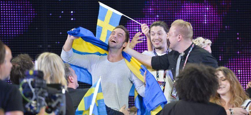 Eirovīzija, Zviedrija, Heroes, popmūzika