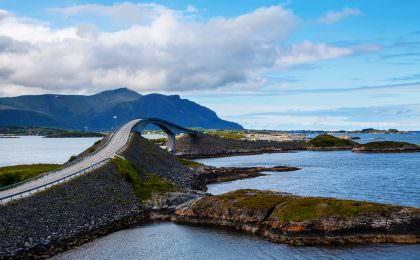 Iespaidīgi ceļi Zviedrijā, Ceļo ar mašīnu, Gleznaini ceļi