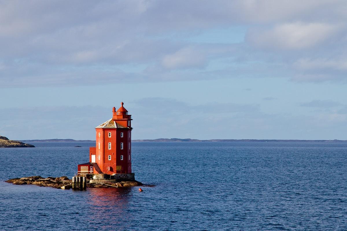 Bāka, Norvēģija, Skandināvija, Fjords, jūra, jūrasbraucēji, navigācija jūrā, lighthouse