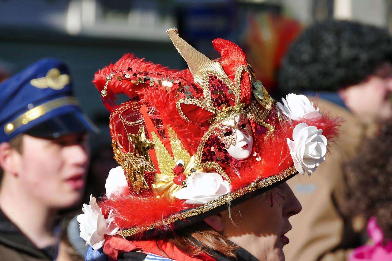 ķelnes karnevāls, ķelne, vācija, ceļo uz vāciju