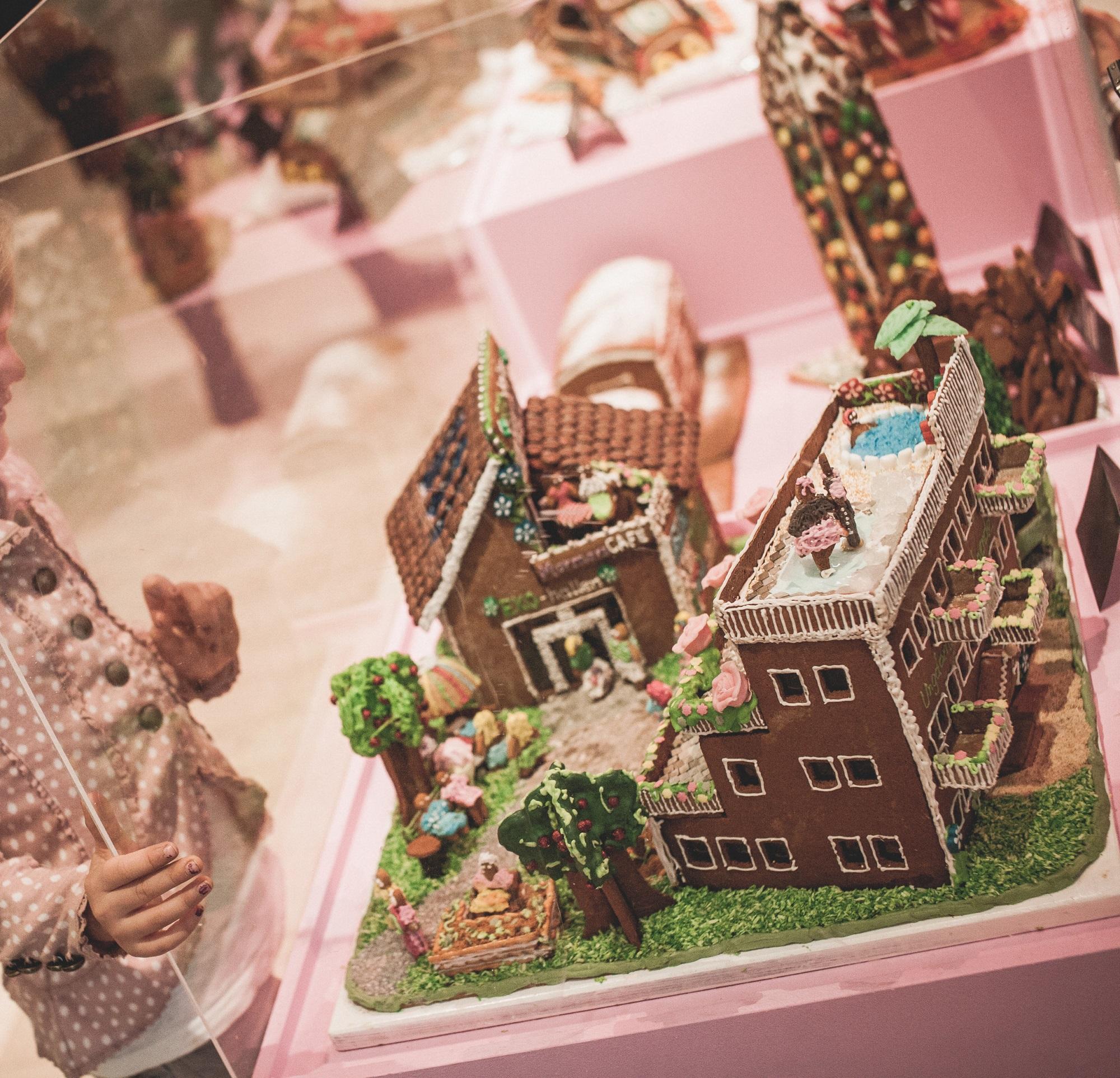 Piparkūku namiņu izstāde, muzejs zviedrijā, bez maksas, konkurss